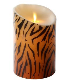 Another great find on Tiger 5'' Flameless LED Candle by Luminara Candles