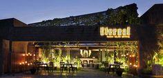 Eternal Restaurant at Ametis Villa, Kuta - Canggu, Bali    http://travelling-bali.com
