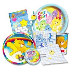 Care Bears Party Supplies from www.hardtofindpartysupplies.com