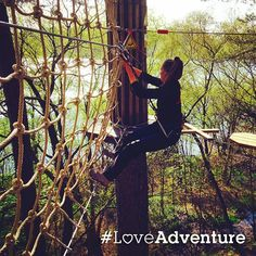 Working at Go Ape! isn't exactly your regular 9-5 office job.  If you #LoveAdventure, the great outdoors and feel as strongly as we do about encouraging others to live life adventurously we want to hear from you! http://jobs.goape.co.uk