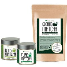 Freelance - Create matcha green tea labels for startup tea brand by Fe Melo
