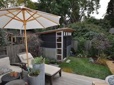 23 Impressive Contemporary Garden Shed Designs