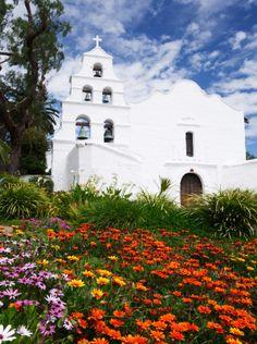 Mission San Diego de Alcala, San Diego, CA