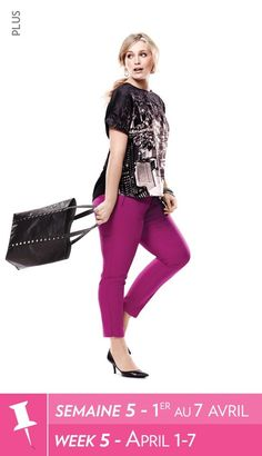 Shop online from Reitmans, Canada's largest women's apparel retailer and leading fashion brand. Buy women's clothing including tops, pants, career clothes and more. Trendy Outfits, Fashion Outfits, Womens Fashion, Kitten Heel Pumps, Dress Me Up, Fashion Brand, Dress To Impress, Plus Size Fashion, Style Inspiration