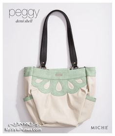 Miche Peggy Demi Shell ~ Order from MyStylePurses.blogspot.com