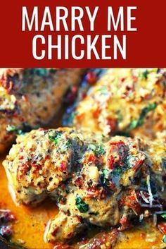 Me Chicken. Famous skillet chicken in a sundried tomato parmesan cream sau Marry Me Chicken. Famous skillet chicken in a sundried tomato parmesan cream sau. Marry Me Chicken. Famous skillet chicken in a sundried tomato parmesan cream sau. Turkey Recipes, New Recipes, Cooking Recipes, Healthy Recipes, Recipies, Healthy Cooking, Entree Recipes, Healthy Food, Family Recipes