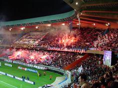 PSG-Ajaccio 2003/2004