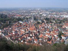 Old town--Weinheim, Germany
