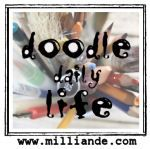 """""""Doodle Daily Life""""  Artplay with Milliande"""
