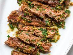 Southern Candied Yams Recipe Southern Candied Yams, Brazilian Steak, Skirt Steak Recipes, Beef Recipes, Chicken Recipes, Southern Collard Greens, Jamaican Beef Patties, Steak Rolls, Candy Yams