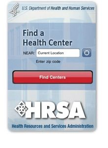 Find a Health Center App: Health Resources & Services Administration