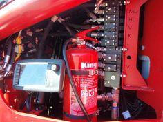 Wachendorff Elektronik OpusA6 Fire Extinguisher, Bigfoot, Fire Apparatus