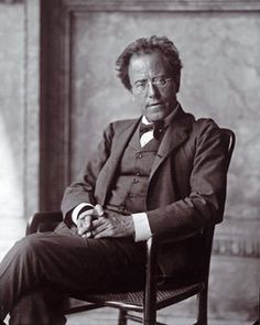 Gustav Mahler in 1907.