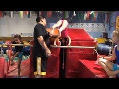 ▶ 4 11 2015 Casting Shoulderstand Drill - YouTube