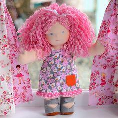 An amazing Bamboletta Doll
