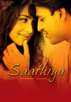 Saathiya-Bollywood movie I love!  #india #kolkata#kantinathbanerjee  ... Watch Bollywood Entertainment on your mobile FREE : http://www.amazon.com/gp/mas/dl/android?asin=B00FO0JHRI