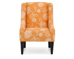 Accent Chairs-Victoria Accent Chair-Bold print with versatile design