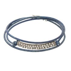 Denim and Diamonds Bracelet  http://bigideamastermind.com/newmarketingidea?id=moemoney24
