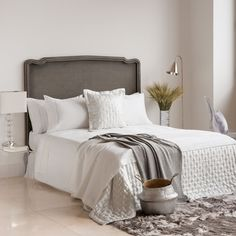 SILVER MINI DIAMOND JACQUARD CUSHION COVER AND QUILT - Quilts - Bedroom | Zara Home United States of America