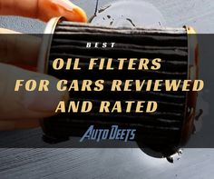 A good oil filter has a substantial housing with some designed grip. Tall and many pleats, steel end caps and center tube, large base plate holes, coil spring, silicon valve and gasket, and affordable price are characteristic of a good oil filter.  Check out here the review of the best oil filters and tips on how you find them. Read full article  more info.  #BestOilFiltersForCars   http://bit.ly/2hiEIQg