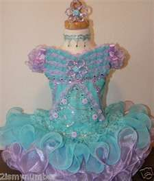 glitz pageant dress #toddlers