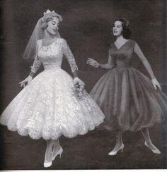 Sharon's Sunlit Memories: Vintage Brides