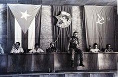 Clausura el Comandante Ernesto Che Guevara el seminario