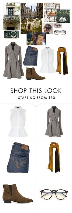 """""""Untitled #120"""" by mrs-panarin ❤ liked on Polyvore featuring Alexander Wang, Alexander McQueen, Hollister Co., Comptoir Des Cotonniers, Isabel Marant, Wildfox and On Your Case"""