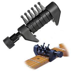 #BangGood - #Eachine1 Guitar Multifunction Capo Chord Guitar Tone Capo Guitar Strings - AdoreWe.com