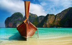 The Beautiful Coast of Thailand