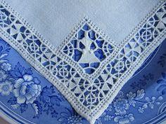 Baroque Embellishments: Antique Hem: How To Turn Corners