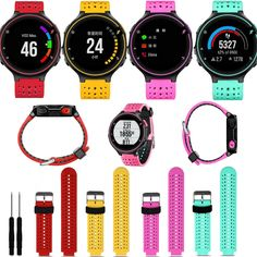 $7.98 (Buy here: http://appdeal.ru/6zt9 ) Replacement Silicone Watch Bands Strap…