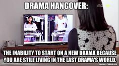 Korean Dramas are definitely my guilty pleasure! I hate when one ends, I can never get myself to start another one!