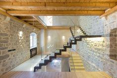 Modern Refresh of an Old Stone Villa - Ljuta, Montenegro