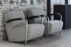 Leolux retro design fauteuil - Interieur Wensen