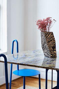 Harry Nuriev's Brooklyn apartment Photo © Pippa Drummond