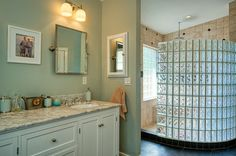 Walk In Showers Without Doors | Snail Shower Design Ideas, Pictures,  Remodel, And