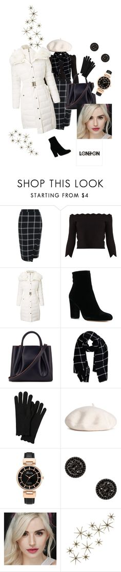 """Untitled #57"" by dressmania3 ❤ liked on Polyvore featuring River Island, Alexander McQueen, Miss Selfridge, Alexandra de Curtis, Warehouse and Global Views"