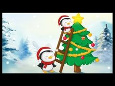 This YouTube channel is THE BEST.  My kids love it.  I love that they are learning French and the songs and characters are not annoying.   <3 <3 ▶ Chanson de Noël : Mon beau sapin - YouTube