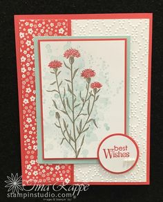 Stampin' Studio, Stampin' Up! Wild About Flowers