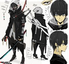 A new concept art post of Law! I always wanted to share a bit more of Law, he's one of the main characters in PD, you'll see in chapter character Rpg art concept art keane art schmidt Character Design Animation, Character Design References, Fantasy Character Design, Character Design Inspiration, Character Concept Art, Story Inspiration, Male Character, Character Sheet, Cyberpunk Kunst