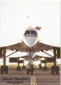 Concorde final day