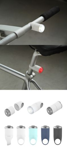 iFlash magnetic bicycle lights | kibisi