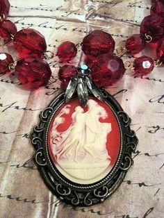 Chery Blossom Necklace