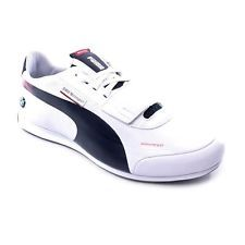 on sale 90e26 0d08a Puma Evospeed Low BMW 1 Mens Faux Leather Sneakers Shoes