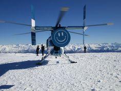 All smiles at 6500 feet on the Pisa Range!
