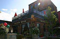 You'll likely find any number of Agency 71 staff and department heads lunching and meeting at the Brazen Head Irish Pub in Liberty Village. Great patios in summer, cozy fire in winter, it's a year-round favourite!