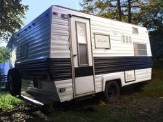 """I don't meet many other """"Natalies"""" so I was thrilled when this Natalie contacted us with pictures of her Tiny Studio in a Camper Trailer. Natalie Kay owns """"Off the Beaten Pr…"""