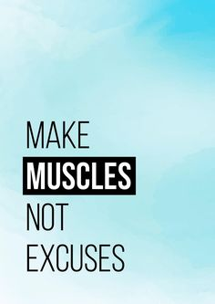 Fitness Motivational Posters - Boost Your Motivation Through The Roof