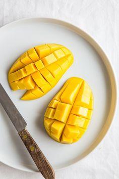 Mango Tempeh Lettuce Wraps By Oh My Veggies.com